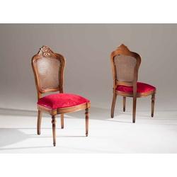Cadeira Enc. Tela - Linha Gold - 6311 - MOVEIS ANTIGUS