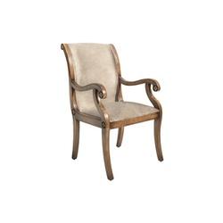 Cadeira Coleção Nicolau c/ Braço - 6733 - MOVEIS ANTIGUS