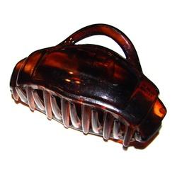 Prendedor Grande 9,0x5,0cm Tartaruga de Acetato Mu... - MUSAKALL