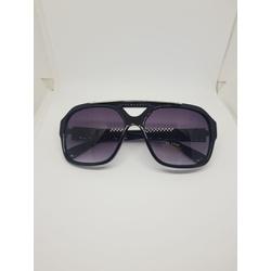 Óculos De Sol Unissex: Tartaruga Com Detalhe Bronz... - MUSAKALL