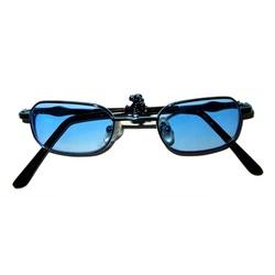 Óculos de sol Azul infantil : com armação de metal... - MUSAKALL
