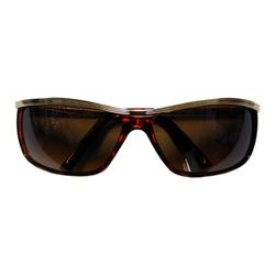 Óculos De Sol Feminino preto com detalhe prata Fas... - MUSAKALL