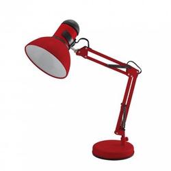 Luminária De Mesa Articulada Empire Vermelho Start... - Nicolucci