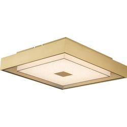 Plafon Zeus Ouro 56CM 26W Starlux - Nicolucci