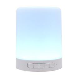 Caixa de Som & luminária RGB 3W - Nicolucci