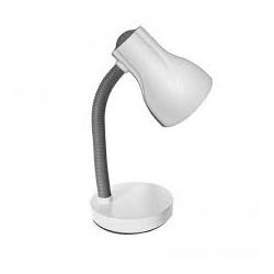 Luminária de Mesa Articulável Spiralle Branca - Nicolucci