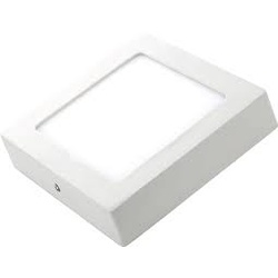 PLAFON LED SOBREPOR QUADRADO 24W 6500K AVANT - Nicolucci