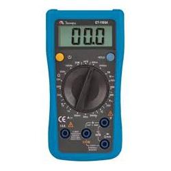 Multímetro Digital ET-1100A - Minipa - Nicolucci