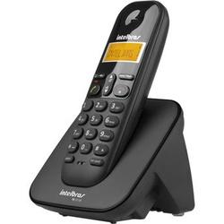 Telefone Sem Fio Intelbras TS 3110 Preto - Nicolucci
