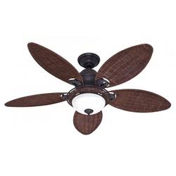 Ventilador de Teto Hunter Caribbean Breeze Bronze ... - Nicolucci