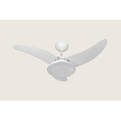 Ventilador de Teto Itaparica Led 24W Branco 127V - Nicolucci