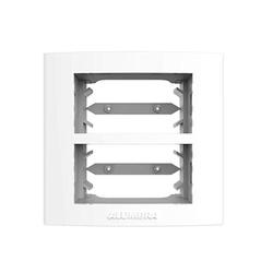 Placa 2 Módulo Horizontal Branco Inova Pro - 85076 - Nicolucci