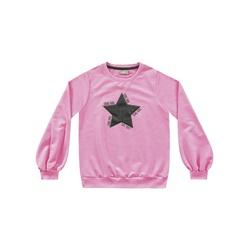 Blusa Moletom Fakini Infantil Feminina Rosa Neon T... - Nilza Baby Kids