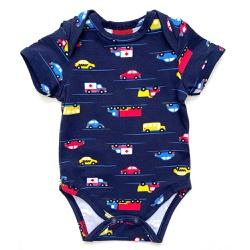 Body Kyly Bebê Masculino - 63051-Ac - Nilza Baby Kids
