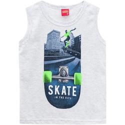 Regata Kyly Infantil Masculina Skate com Detalhe N... - Nilza Baby Kids