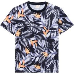 Camiseta Milon Infantil Masculina Estampa Tropical... - Nilza Baby Kids