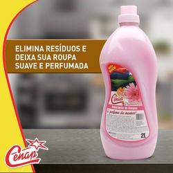 Amaciante Primavera Rosa Cenap 2l - 74 - NORONHA PRODUTOS QUÍMICOS