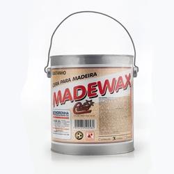 Cera Madewax Cast Para Madeira 2,6kg - 1257 - NORONHA PRODUTOS QUÍMICOS