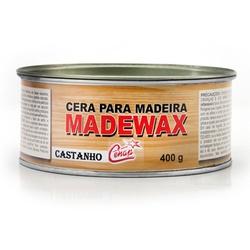 Cera Madewax Cast Para Madeira 12x400g Loja - 1445 - NORONHA PRODUTOS QUÍMICOS