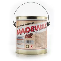 Cera Madewax Inc Para Madeira 2,6kg - 1258 - NORONHA PRODUTOS QUÍMICOS