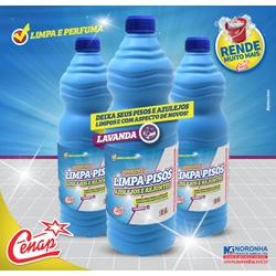 Limpa Pisos e Azulejos Cenap 12x1l Loja - 1454 - NORONHA PRODUTOS QUÍMICOS