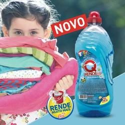 Detergente Lava Roupas Q'rend 2l Loja - 2077 - NORONHA PRODUTOS QUÍMICOS