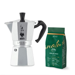 Kit Água - Café Nostro Solo Orgânico Torrado e Mo...
