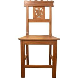 Cadeira Encosto Recorte - 6037 - OFICINADEAGOSTO