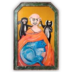 Painel Toti - Mahatma Gandhi - MG202123 - OFICINADEAGOSTO