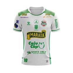 REF: CFSAL 2 - 14 - Camisa Branca Lagarto Futsal 2019/2020 - ONZA