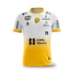 REF: 63010 CM2019 C15 - Camisa Basquete Campo Mourão 2 - ONZA