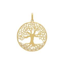 Pingente Árvore da Vida Ouro 18k - OV/P13758-1 - Ouro Vale Joias