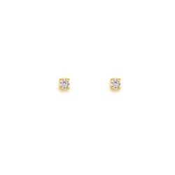Brinco Cartier em Ouro 18k - OV/BR2052-2 - Ouro Vale Joias