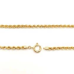 Cordão em Ouro 18k - OV/CO8834.40-1 - Ouro Vale Joias