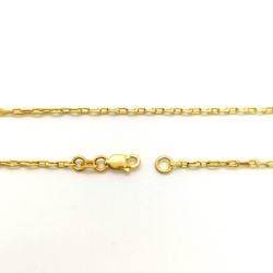 Corrente Cartier em Ouro 18k - OV/CO10484.65-1 - Ouro Vale Joias