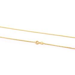 Corrente Cartier em Ouro 18k - OV/CO9114 - Ouro Vale Joias