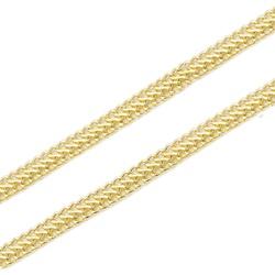 Corrente Lacraia em Ouro 18k - OV/CO12367.40-1 - Ouro Vale Joias
