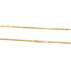 Corrente Piastrine em Ouro 18k - OV/CO9408.60-1 - Ouro Vale Joias