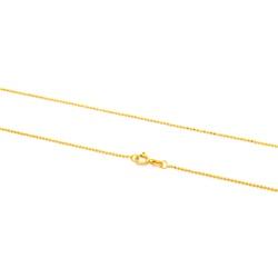 Gargantilha Bolinha em Ouro 18k - OV/6146.40-1 - Ouro Vale Joias