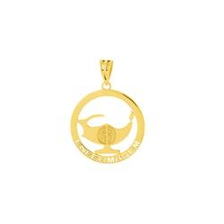 Pingente de Formatura Enfermagem em Ouro 18k - OV/... - Ouro Vale Joias
