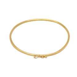 Bracelete Oco em Ouro 18k - OV/PUL9347.60 - Ouro Vale Joias