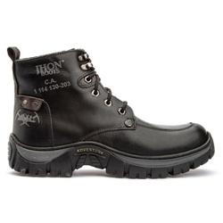 Bota 1050 C.A Jhon Boots - Preto - BOOTS CAT