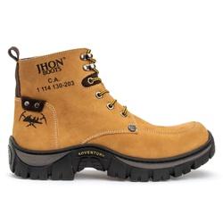 Bota 1050 C.A Jhon Boots - Milho - BOOTS CAT