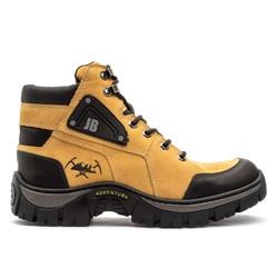 Bota Jhon boots 6500 - Milho - BOOTS CAT