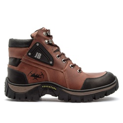 Bota Jhon boots 6500 - Havana - BOOTS CAT