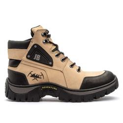 Bota Jhon boots 6500 - Areia - BOOTS CAT