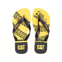 Chinelo - Amarelo/Preto - BOOTS CAT