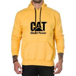 Moletom - Amarelo - BOOTS CAT