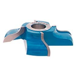 Fresa Para Rodapés Boleados Tipo Peito de Rola D:125 Z: 4 em Wídea (15.01) - Outlet do Marceneiro