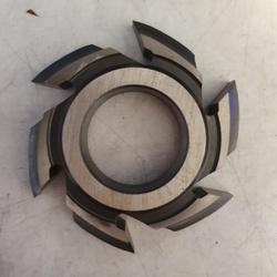 Fresa para molduras 72mm X 12mm 6 Asas Aço Fepam - Outlet do Marceneiro